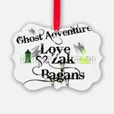 Ghost Adventures5 Ornament