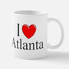 """""""I Love Atlanta"""" Mug"""