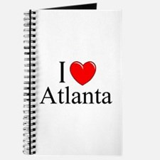 """""""I Love Atlanta"""" Journal"""