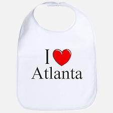 """""""I Love Atlanta"""" Bib"""