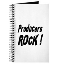 Producers Rock ! Journal