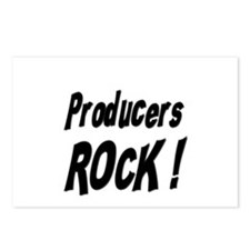 Producers Rock ! Postcards (Package of 8)