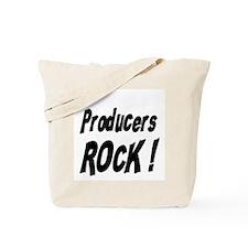 Producers Rock ! Tote Bag