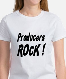 Producers Rock ! Tee