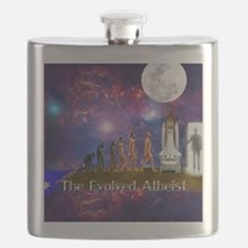 EVO button 2 Flask
