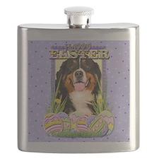 EasterEggCookiesBerneseMountainDogCP Flask