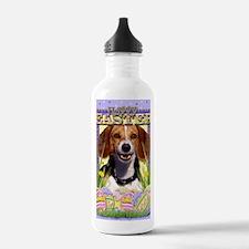 EasterEggCookiesBeagle Water Bottle