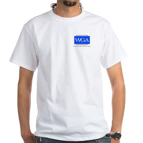 WGA White T-shirt