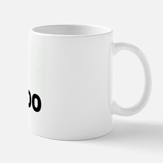 I Love Sissy Poo Mug