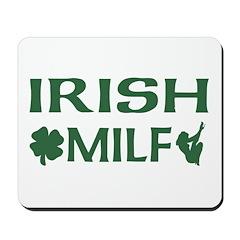 Irish MILF Mousepad
