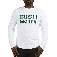 Irish MILF Long Sleeve T-Shirt