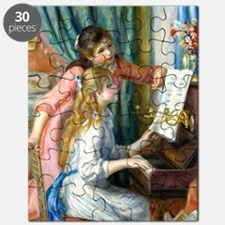 GC Renoir Piano Puzzle