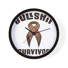 bs-survivor-LTT Wall Clock