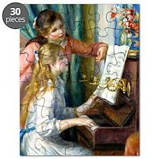 K/N Renoir Piano Puzzle