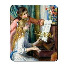 K/N Renoir Piano Mousepad