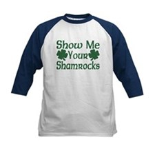 Show Me Your Shamrocks Tee