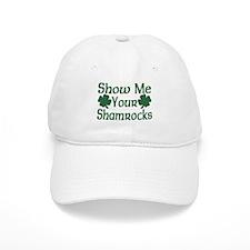 Show Me Your Shamrocks Baseball Cap