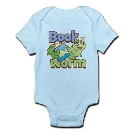 Bookworm Infant Bodysuit