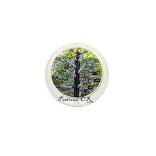 portland2 Mini Button