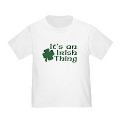 It's an Irish Thing T