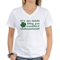It's an Irish Thing Understand Shirt
