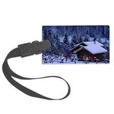 I'm dreaming of a white Christma Luggage Tag