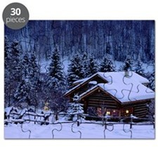 I'm dreaming of a white Christmas Puzzle