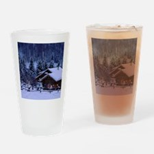 I'm dreaming of a white Christmas Drinking Glass