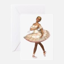 littleballerina Greeting Card