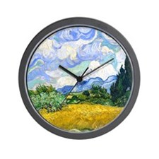 Cal VanGogh H4 Wall Clock