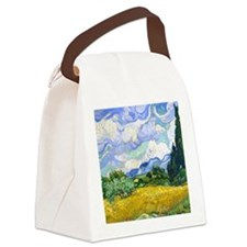 Cal VanGogh H4 Canvas Lunch Bag