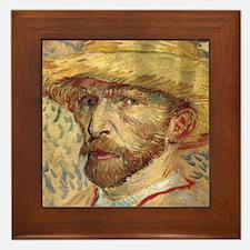 Cal VanGogh H19 Framed Tile