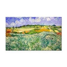 Cal VanGogh H12 Rectangle Car Magnet