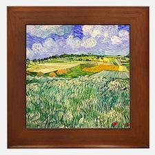Cal VanGogh H12 Framed Tile