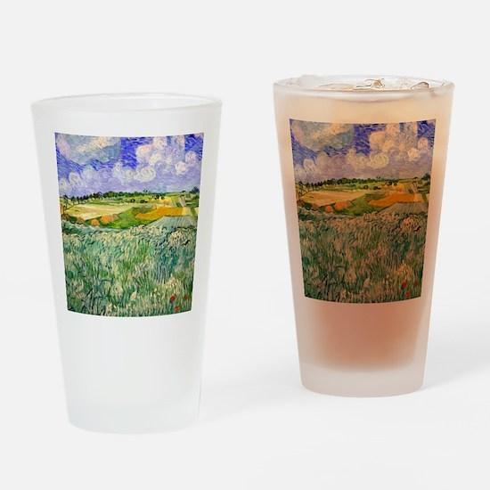 Cal VanGogh H12 Drinking Glass