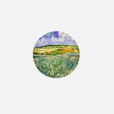 Cal VanGogh H12 Mini Button