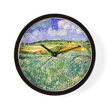 Cal VanGogh H12 Wall Clock