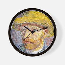 Cal VanGogh H22 Wall Clock