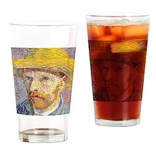Cal VanGogh H22 Drinking Glass