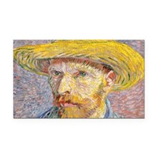 Cal VanGogh H22 Rectangle Car Magnet