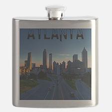 Atlanta_6.9x9.10_iPad2 Case_Atlanta_Sunset Flask