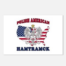 Hamtramck Michigan Polish Postcards (Package of 8)