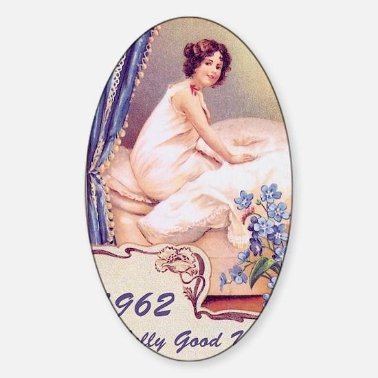 girlbirthday7962 Sticker (Oval)