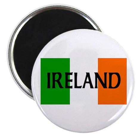 """Ireland Flag 2.25"""" Magnet (10 pack)"""