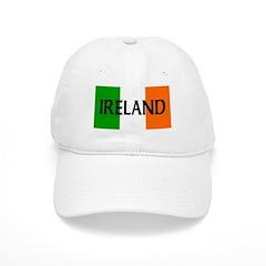 Ireland Flag Baseball Cap