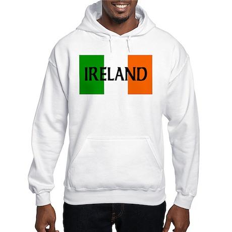 Ireland Flag Hooded Sweatshirt