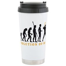 Evolution Baseball B 2c Travel Mug