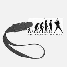 Evolution Baseball B 1c Luggage Tag