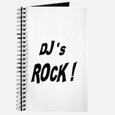 DJ's Rock ! Journal