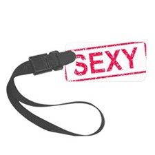ss-sexy Luggage Tag